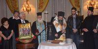 Ο Μητροπολίτης Ρεθύμνης Ευγένιος, συναντήθηκε με τους Ρεθύμνιους της Αττικής