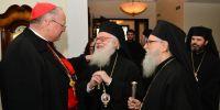 Λαμπρή η υποδοχή του Αρχιεπισκόπου Αλβανίας, στην  Αμερική