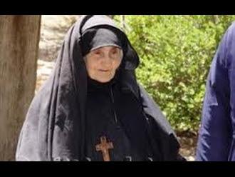 You are currently viewing Μια συνέντευξη της γερόντισσας Μαριάμ, που αποχαιρετήσαμε στη Χίο..