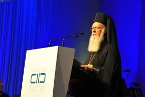 Ο Οικουμενικός Πατριάρχης προσευχήθηκε για τον λαό της Ουκρανίας