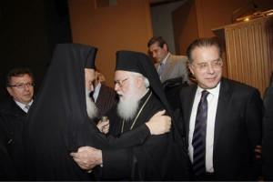 """Αρχιεπίσκοπος Αθηνών Ιερώνυμος: """"Ο Αρχιεπίσκοπος Αλβανίας Αναστάσιος είναι ένα δώρο του Θεού ανάμεσά μας"""""""