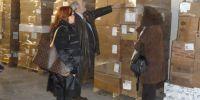 ΠΑΡΑΔΟΘΗΚΑΝ ΣΗΜΕΡΑ 15 τόνοι υγειονομικό υλικό σε νοσοκομεία από την Ομογένεια, μέσω της «Αποστολής»