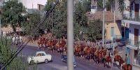 Απίστευτες εικόνες της Αθήνας του '60 -Οταν πρόβατα και άλογα κυκλοφορούσαν στους δρόμους της πρωτεύουσας