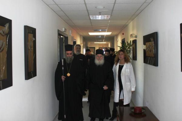 You are currently viewing Ο Γέροντας Εφραίμ στην Ι.Μ.Κισάμου και Σελίνου (ΦΩΤΟ)