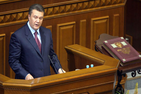 Διαψεύδει το Άγιον Όρος τα περί παρουσίας Γιανουκόβιτς