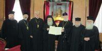 Αποκατάσταση εκκλησιαστικής κοινωνίας Ιεροσολύμων – Ρουμανίας