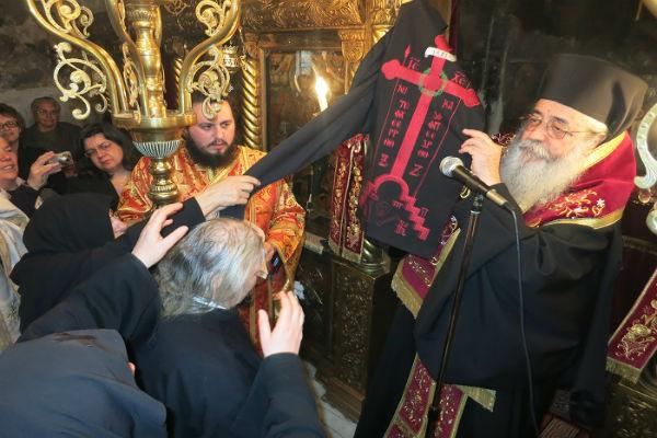 Ενθρόνιση νέας Ηγουμένης στην Ιερά Μονή Δαδίου-Αμφικλείας