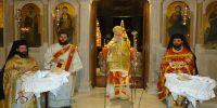 """Κορωνείας Παντελεήμων: """"Χριστός και Ιερεύς ο Κύριος"""""""