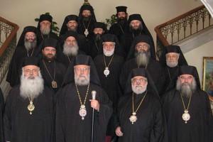 Συνεδρίασε η Ιερά Σύνοδος της Εκκλησίας της Κύπρου