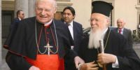 Στο Φανάρι ο Αρχιεπίσκοπος Μιλάνου Καρδινάλιος Σκόλα