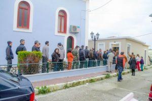 Η Ι.Μ.Κεφαλληνίας,  στο πλευρό των δοκιμαζόμενων πολιτών