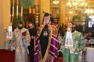 Κερκύρας Νεκτάριος: Νηστεύουμε για να δείξουμε στο Θεό οτι ζητούμε την αγάπη του