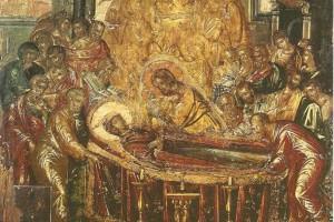 «Η Κοίμηση της Θεοτόκου» στο «El Greco 2014»