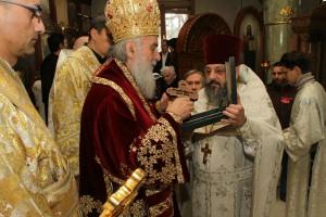 Ο Πατριάρχης Σερβίας τίμησε την 5η επέτειο από την ενθρόνιση του… Μόσχας