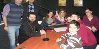 Επίσκεψη μαθητών στο ραδιοφωνικό σταθμό της Ι.Μ.Μαρωνείας