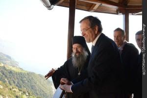 Τα πολλαπλά οφέλη και το κύριο μήνυμα, από το ταξίδι του Αντώνη Σαμαρά στο Άγιο Όρος