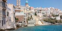 H εκπληκτική Σύρος μάγεψε και την UNESCO: Αφιέρωμα στο νησί της Φραγκοσυριανής και του Βαμβακάρη