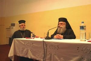 Κληρικολαϊκή σύναξη στην Ι.Μ. Σπάρτης