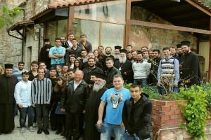 Επίσκεψη Ανωτάτης Εκκλησιαστικής Ακαδημίας Βελλάς Ιωαννίνων στην Ι.Μ. Άρτης