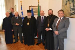 Συνεργασία της Εκκλησίας της Ελλάδος με το Βατικανό