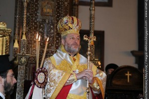 Η χειροτονία του νέου Επισκόπου Αμορίου Νικηφόρου στο Φανάρι