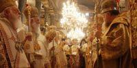 Με βυζαντινή μεγαλοπρέπεια και με τη συμμετοχή των Προκαθημένων, εορτάσθηκε η Κυριακή της Ορθοδοξίας, στο Φανάρι!