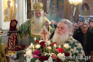 Κυριακή της Σταυροπροσκυνήσεως στο προσκύνημα του Χριστού (ΦΩΤΟ+ΒΙΝΤΕΟ)