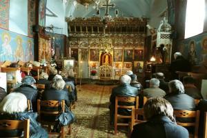 Πρώτη Προηγιασμένη Θεία Λειτουργία στην Ι.Μ. Άρτης (ΒΙΝΤΕΟ)