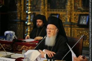 Ιστορική απόφαση στο Φανάρι:Οικουμενική Σύνοδος των Ορθοδόξων το 2016, στην Κωνσταντινούπολη