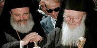 Η απόφαση για ανακήρυξη του Οικουμενικού Πατριάρχη Βαρθολομαίου, σε δημότη Ύδρας, μας θύμισε την αθλιότητα των ίδιων ανθρώπων, εις βάρος του Μακαριστού Χριστόδουλου!