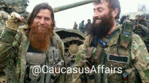 abu muslim and abu  touram the chechen veterans of Turkie