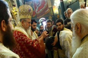 Χειροθεσία εννέα Πνευματικών στην Ι. Μ. Αιτωλίας και Ακαρνανίας
