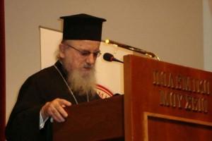 Αιτωλίας Κοσμάς: «Η μόνη σωστή πίστη είναι η Ορθόδοξη..»