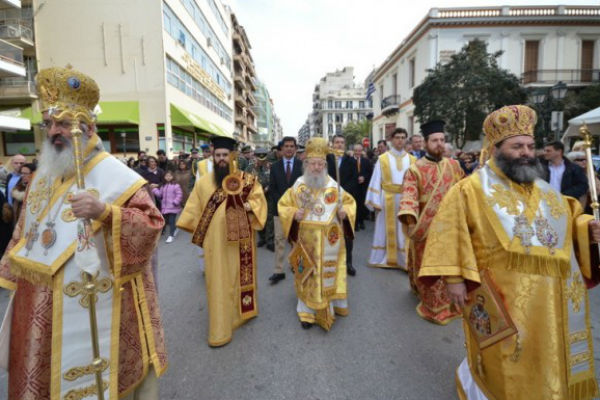 You are currently viewing Η Θεσσαλονίκη τίμησε τη μνήμη του Αγίου Γρηγορίου του Παλαμά – ΠΡΟΕΞΑΡΧΟΝΤΟΣ ΤΟΥ ΜΗΤΡΟΠΟΛΙΤΗ Κ. ΑΝΘΙΜΟΥ