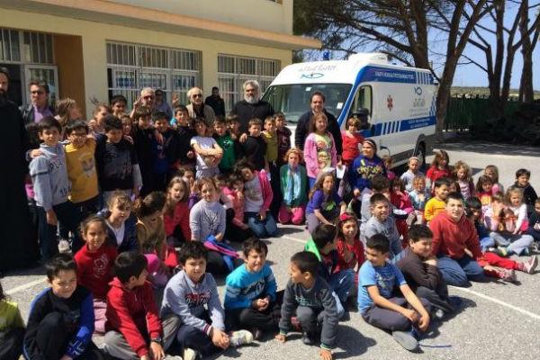 Δωρεάν ιατρικές εξετάσεις από την «Αποστολή» σε ανασφάλιστους στην Κρήτη