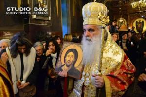 Η Κυριακή της Ορθοδοξίας στο Άργος