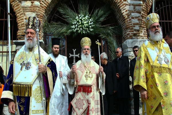 You are currently viewing Λιτανεία Αγίας Θεοδώρας στην Άρτα (ΦΩΤΟ+BINTEO)