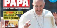 Και.. περιοδικό,ο Πάπας Φραγκίσκος…