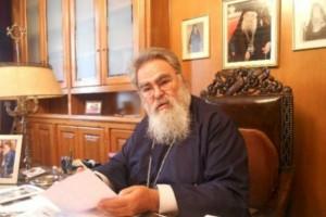 Με απεργία πείνας στις Βρυξέλλες απειλεί ο Μητροπολίτης Δωδώνης