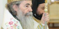 Μητροπολίτης Φιλαδελφείας: Οφειλόμενος αντιπελαργισμός στον εορτάζοντα Πατριάρχη μας Θεόφιλο Γ'