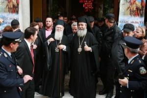 """Φθιώτιδος Νικόλαος:  """"Η φωνή του Πατριάρχου του Γένους είναι προφητική"""""""