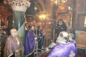 """Ύδρας Εφραίμ: """"Η Εκκλησία μας εμπνέει την άσκηση"""""""