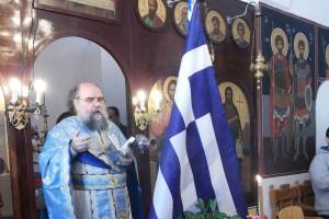 Η εορτή του Ευαγγελισμού στον Ι.Ν.της Σχολής Τυφλών Θεσσαλονίκης