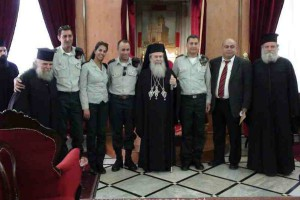 Η Πολιτική Διοίκηση του Ισραήλ στο Πατριαρχείο