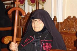 Εκοιμήθη η Ηγουμένη της Ι.Μ. Κοιμ. Θεοτόκου Παλαιοπαναγιάς