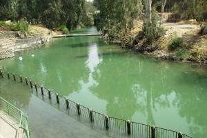 Την Μ. Τετάρτη ο αγιασμός των υδάτων στον Ιορδάνη ποταμό