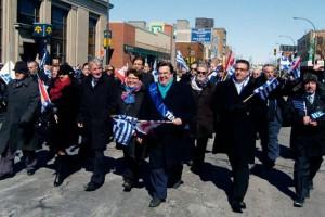 Όλος ο Καναδάς γιορτάζει την 25η Μαρτίου!