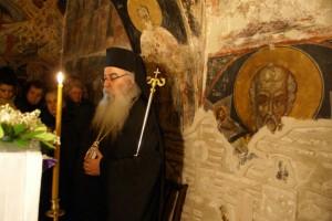 Χαιρετισμοί σε βυζαντινό Ναό του 10ου αιώνος (ΦΩΤΟ)
