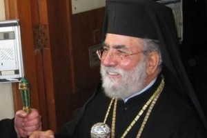 Προσεύχονται για τον ΥΠΑΜ Κύπρου Μητροπολίτης Κιτίου και Αρχιεπίσκοπος Μαρωνιτών