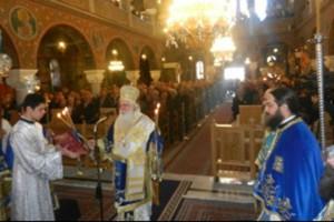 Ο εορτασμός του Ευαγγελισμού στην Ν.Ιωνία Μαγνησίας